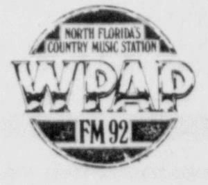 WPAP - FM 92 -February 24, 1983-