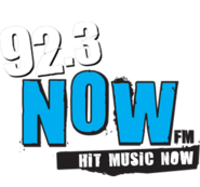 WXRK-FM's The New 92.3 Now-FM Logo From 2009