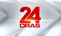 24 Oras Logo Illustration (May 13, 2019)