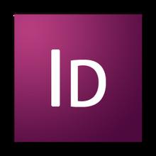 Adobe InDesign (2007-2008)
