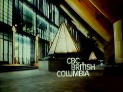 CBC British Columbia 1979