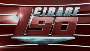 Cidade 190 - Logo 2012