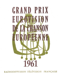 Concours Eurovision 1961