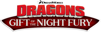 Dragons - Gift of the Night Fury Logo