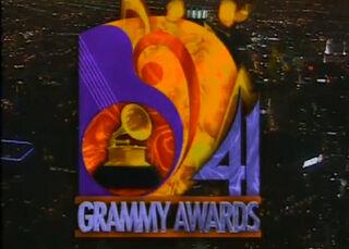 Grammys 41st
