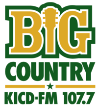 KICD-FM Big Country 107.7