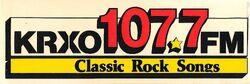 KRXO 107.7 FM