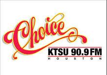 KTSU The Choice logo