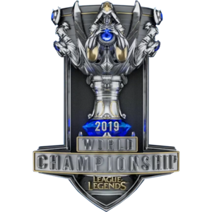 LoL Worlds 2019 logo