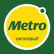 Metro logo 2012 2 con fondo verde