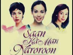 Saan Ka Man Naroroon titlecard