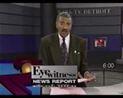 WJBK TV2 Eyewitnes News Report 1995 1