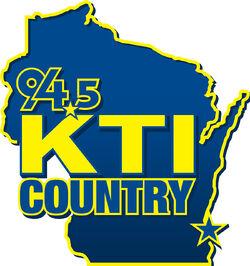WKTI-FM 94.5 KTI Country