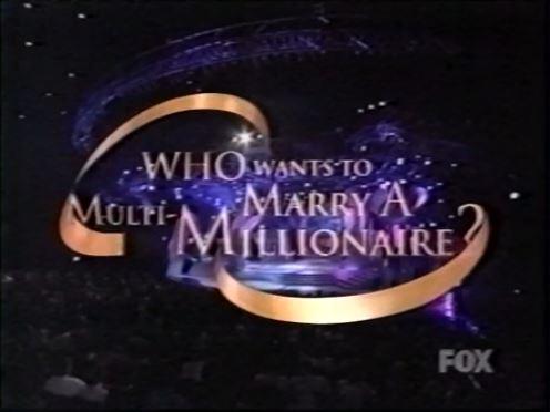 Marry a millionaire tv show