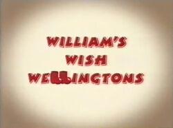 WilliamsWishWellingtons