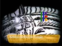 XHDF-TV Azteca 13 (2001) Plumas