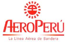 Aeroperu logo 1985