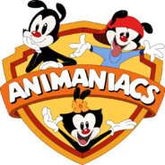 Animaniacs logo vector