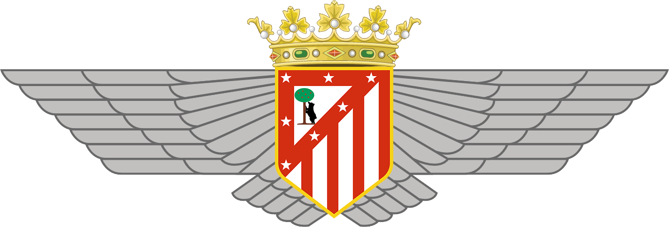 Atlético Madrid Logopedia Fandom Powered By Wikia