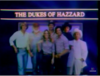 CBS The Dukes Of Hazzards 1984