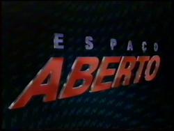 Espaço Aberto 1997