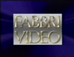 Fabbri Video Logo 1