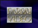 Fabbri Video