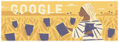 Google Flora Nwapa's 86th Birthday