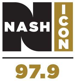 KQLK 97.9 Nash Icon