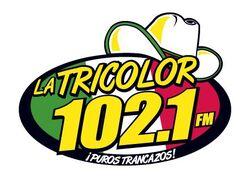 La Tricolor 102.1 KRNV-FM