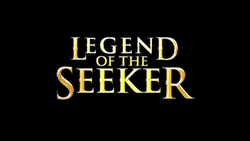 Legend of the Seeker Logo