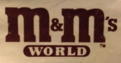 M&M's World 1997