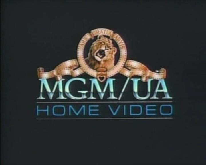 MGM UA Home Video 1983
