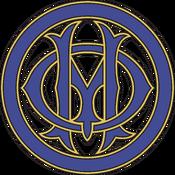 Olympique de Marseille logo (1972-1986)