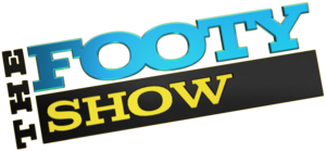 The Footy Show Logo 2011