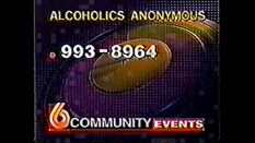 WBRC's Channel 6 Community Events from 1994