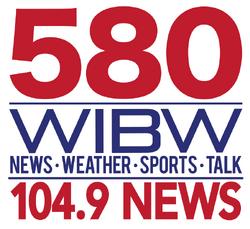 WIBW AM 580 104.9 FM