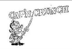 Cap N Crunch logo