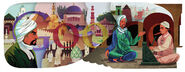 Google Ibn Battuta's 708th Birthday