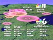 KBJR-TV's Translators Video ID From December 2003