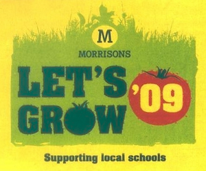 Morrisons Let's Grow '09
