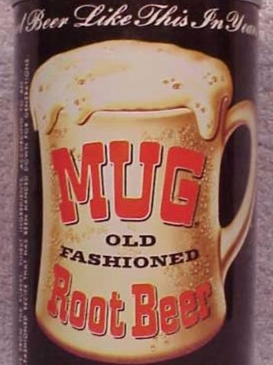 1974 1980 Mug Root Beer