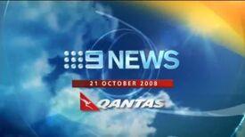 Nine News Early Morning 2008 v2