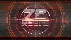 72 Hours Titlecard
