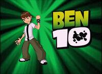 Ben 10 2005 title card
