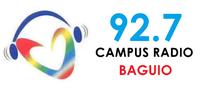 Campus Radio 92.7 Baguio Logo 2003