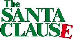 Disney The Santa Clause Logo