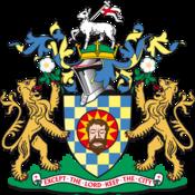 Halifax Town AFC logo (1977-2007)