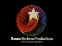 Hanna-Barbera Productions logo 1980