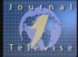 Journal Télévisé - RTBF 1985 (13H)